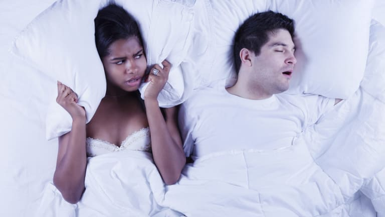 Snoring tricks: there are some interesting solutions to help stop snoring.