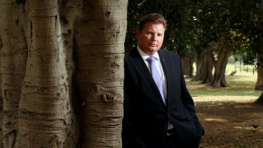Abbott government MP Craig Laundy.