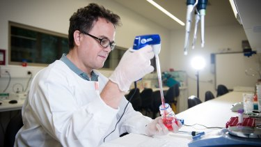 Brisbane-based HIV researcher David Harrich may have found the key to curing the disease.