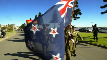 On the way out? New Zealand's flagging interest.
