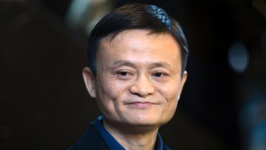 Jack Ma says being the world's richest man is a great pain.