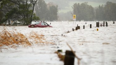 Experts say disasters such as flooding will become more prevalent if climate change continues.