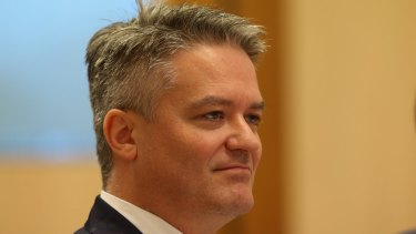 Mathias Cormann said the report made clear Australia would not export LNG to Germany in the near future.