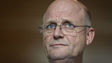 enator David Leyonhjelm bypassed mainstream media by producing quirky films and reaching out to special-interest groups via social media.