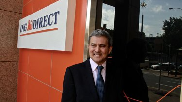 ING Direct chief executive Vaughn Richtor will be replaced by Uday Sareen, the deputy CEO of ING Vysya in India.