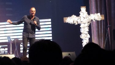 """My prayer is that they find peace"": Hillsong Church founder Brian Houston."