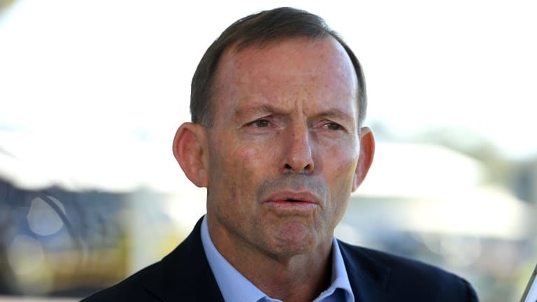 Tony Abbott has pinned support for his motions on Liberal Party reform as key to keeping the party organisation united or risking a split.