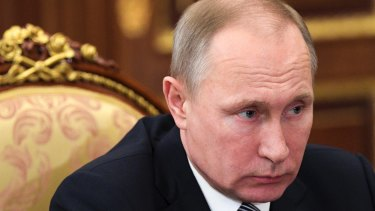 Pauline Hanson showed her admiration for Russian President Vladimir Putin on the ABC's <i>Insiders</i>