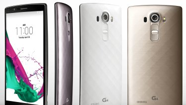 You can also get plastic cases for the G4. They're all interchangeable.