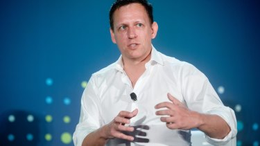 PayPal co-founder Peter Thiel funded Hulk Hogan's lawsuit against Gawker Media.