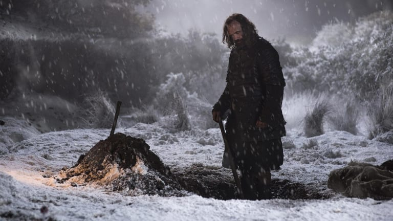 """Some days were actually brutal,"" says Rory McCann of filming season seven of 'Game of Thrones'."