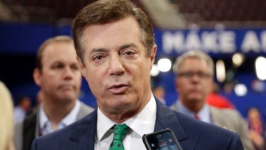 Former Trump campaign chairman Paul Manafort is the first major scalp in Robert Mueller's investigation into Russian meddling in the 2016 election.