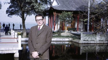 Closer ties: John Cleverley developed a network of contacts in China during his many visits there.