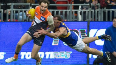 Nathan Wilson would slot straight into the Eagles' starting line-up.