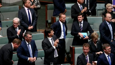 A series of Tony Abbott's policies have been scrapped or altered in Malcolm Turnbull's first budget as Prime Minister.