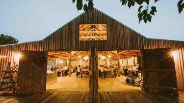 Waldara, a part time wedding venue.