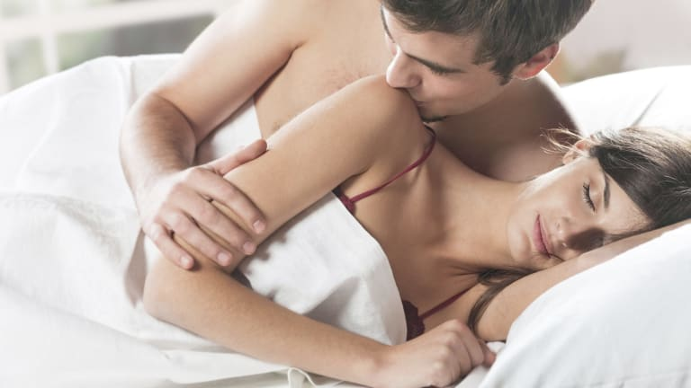 More men reportedly initiate sex with partners because women feel it's a man's job.