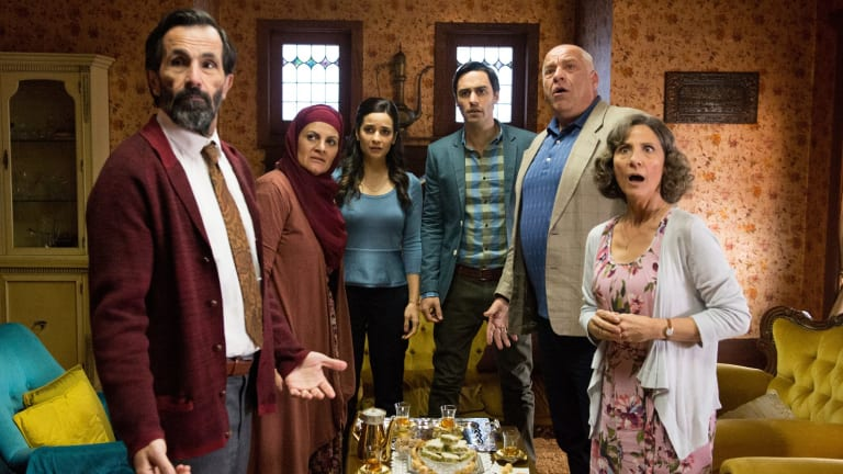 Family tensions in <i>Alex and Eve</i>.