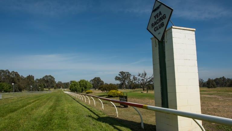 Yea racecourse.