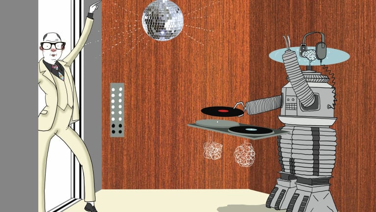 Machines increasingly dictate our listening habits but most still require a human guide.