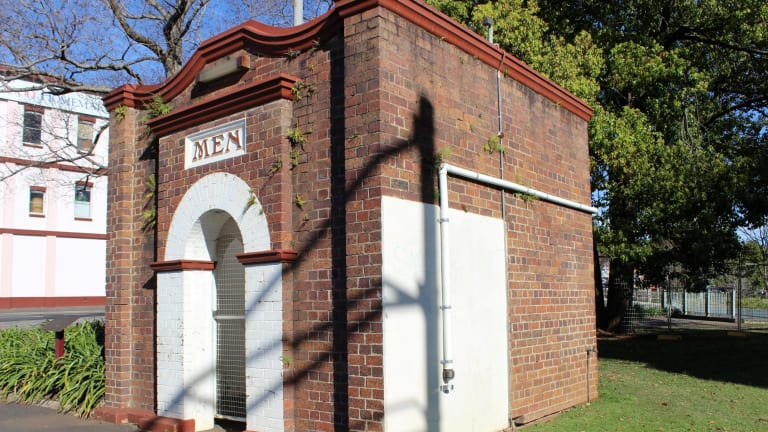 This historic public toilet will once again take its rightful place in Toowoomba's heart.
