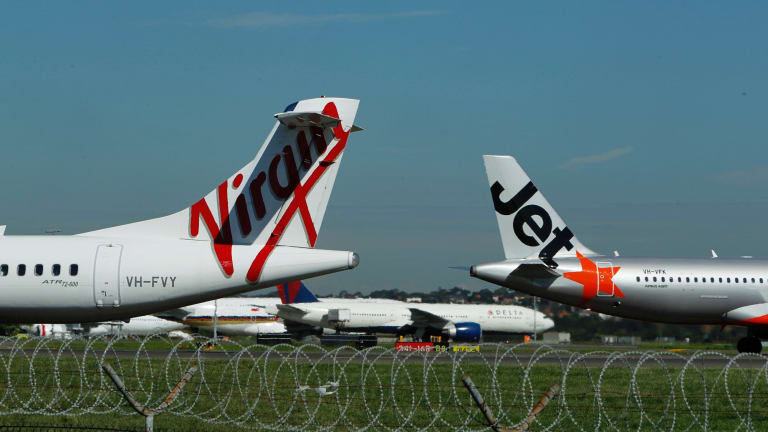The Federal Court has found Virgin Australia and Jetstar misled customers about their ticket prices on their mobile sites in 2014.