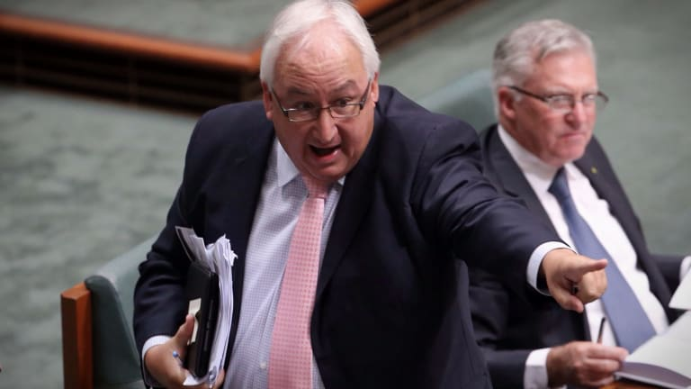 Michael Danby says the trips were charged to the taxpayer in error by his staff.