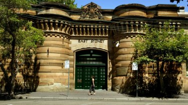 The future of the historic Darlinghurst jail is under a cloud.