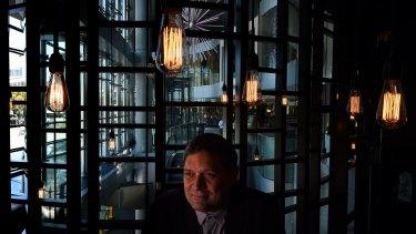 Lightbulb moment: Sydney Festival Director Wesley Enoch says the world is big enough for many festivals.