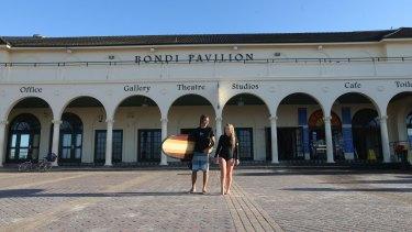 Foreshore cowshed: Bondi Pavilion.