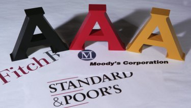 On Wednesday, ratings agency Standard and Poor's confirmed Australia's AAA credit rating, but left the nation on negative watch and suggested the Turnbull government may struggle to return to surplus by 2020-21.