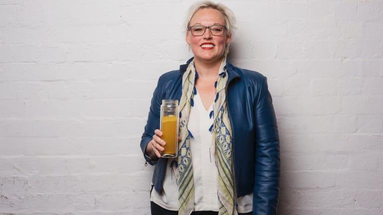 Corinne Smith, The Rabbit Hole Organic Tea Bar co-founder.
