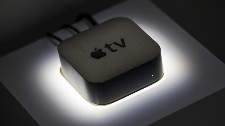 2015's revamped Apple TV.