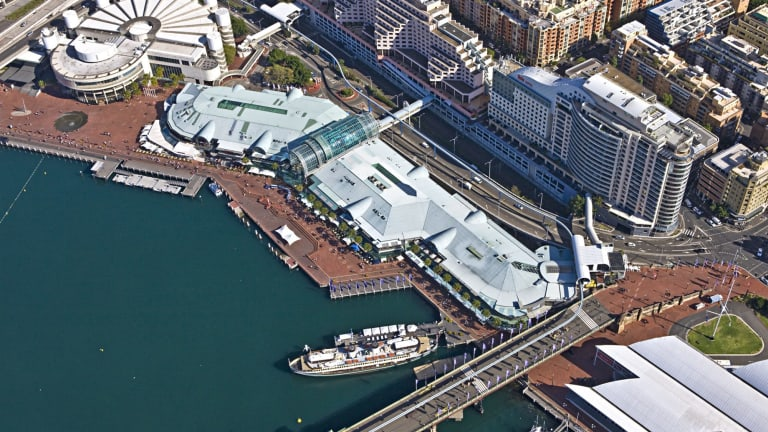 The Darling Harbour precinct will see a new Harbourside Shopping Centre.