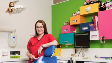 "Dr Juliette Scott says dentistry is ""far gentler"" now."