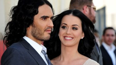 Documentary reveals Russell Brand and Katy Perry split