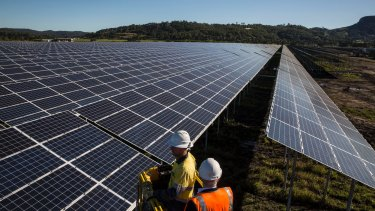 Globally, the world add 31,000 solar panels every hour, the IFC says.