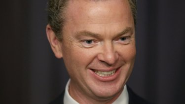 Education Minister Christopher Pyne says it's inevitable that the Parliament will eventually support the higher education changes.