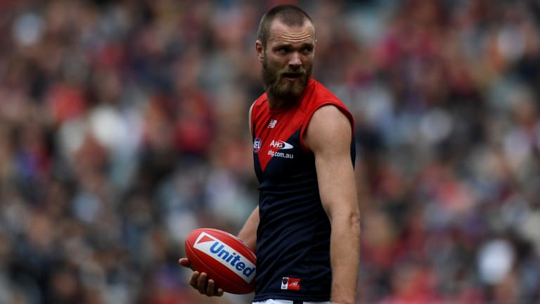 Will the Demons hunt another mature ruckman to pair with first-choice star Max Gawn?