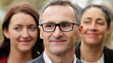 Greens leader Richard Di Natale wants to reopen the conversation about decriminalising drugs such as cannabis.