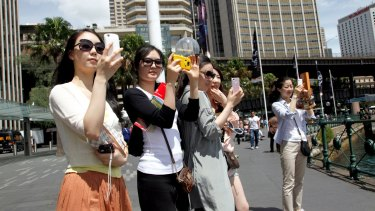 Chinese tourists are not expected to stop coming this summer as a result of tension in the relationship.