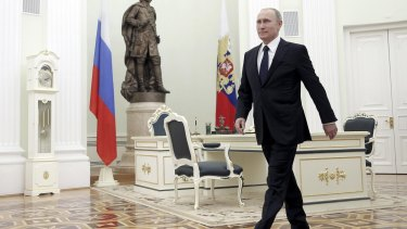 The US immediately denounced the treaty made by Putin.