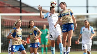 W-League: Defending champions City off to winning start over