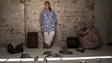 Noni Hazlehurst ahead of the opening of Mother at the Belvoir Theatre.