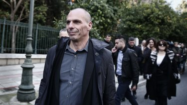 First-time minister Yanis Varoufakis will spearhead the bailout renegotiation talks with Greece's EU partners that already promise to produce sparks.