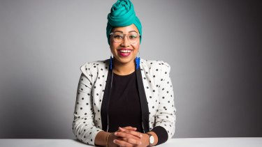 Targeted: Yassmin Abdel-Magied.