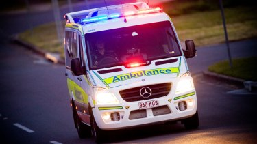 It costs the Queensland Ambulance Service $1351 to send paramedics to an emergency call, but it only costs $128 for a doctor to make a house call.