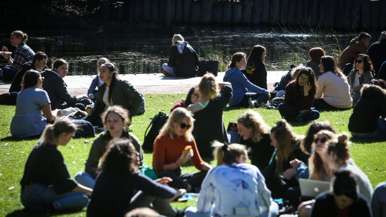 The funding freeze will most affect universities with expanding enrolments; fewer students will get into their first-preference institution.