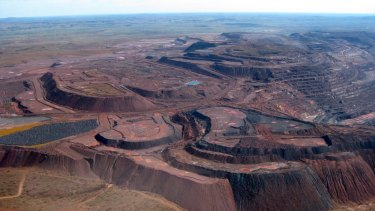 Mt Whaleback mine illustrates the size and scale of restoration needs in the WA mining industry.