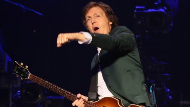 Paul McCartney knocked it out of the park in Tokyo's Budokan arena.